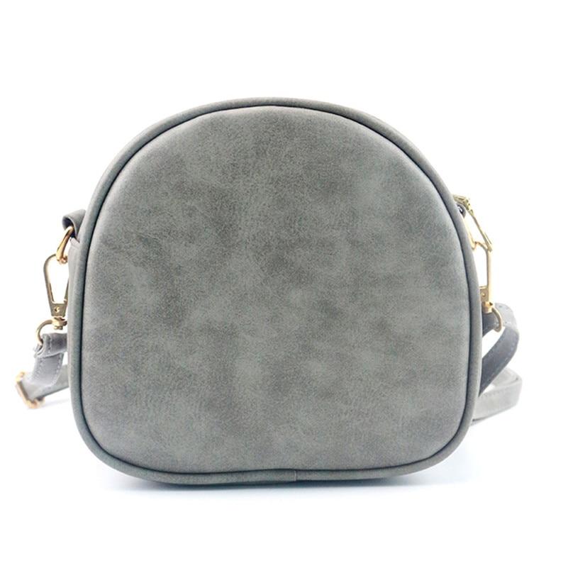 Women s Handbags Bags Women Fashion Handbag Zipper Bag Shoulder Bag Tote  Ladies Gray PU Leather Handbags 94cd56d7cd17d