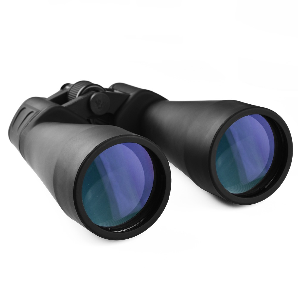 High Times 20-180X100 Zoom Binoculars Powerful HD Telescope Waterproof Wide-angle Long Range Binocular Eyepiece Lll Night Vision