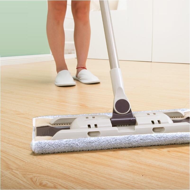 Aliexpress.com : Buy Large Flat Mop Suitable Dry And Wet