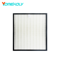 For Sharp Air purifier FZ F30HFE FZ Y28FE FP F30L H to filter dust PM2.5 Air purifier filter Replacement Accessories Parts
