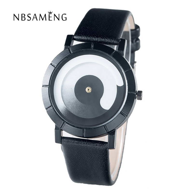 Fashion Personality Watch Men Women's Simple And Trends Couple Wristwatch Popular Quartz-Clock Second Disk Watch LZ2225 cloud computing trends and performance issues