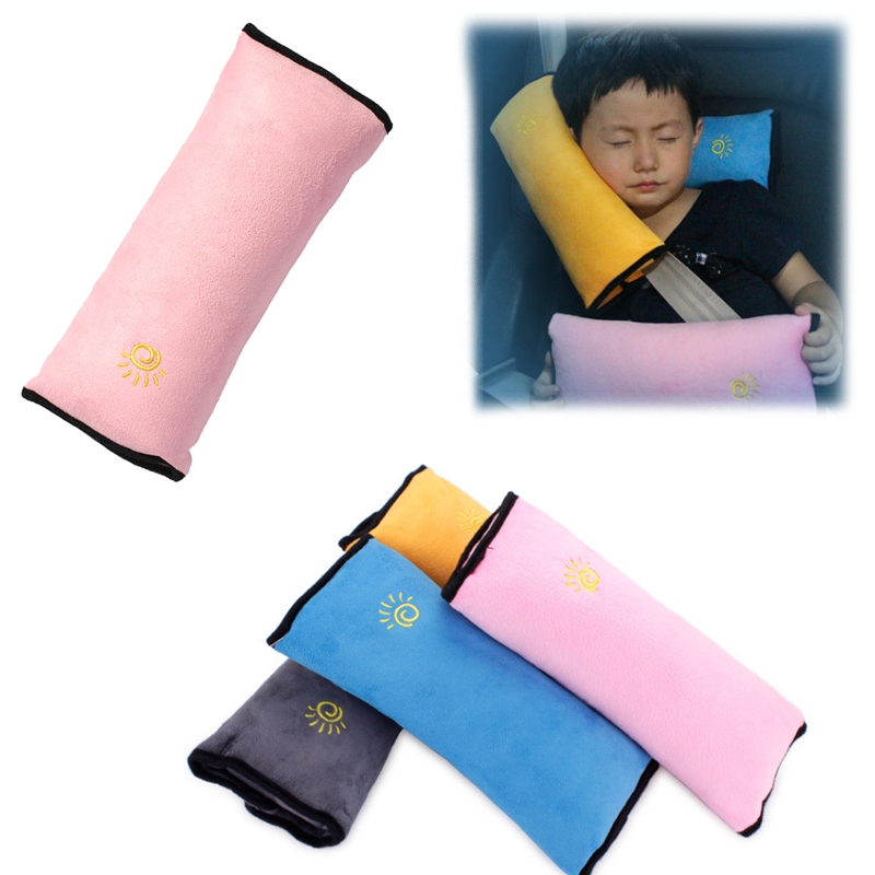 Hot Sale Baby Car Auto Safety Seat Belt Harness Shoulder Pad Cover Children Protection car Covers car Cushion Support car Pillow hot sale hot sale car seat belts certificate of design patent seat belt for pregnant women care belly belt drive maternity saf