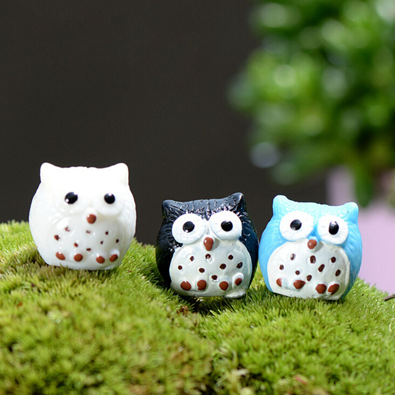 Online get cheap owl figurine alibaba group for Owl fish store