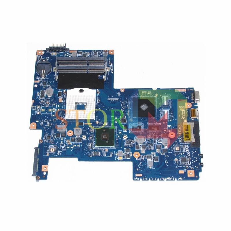 NOKOTION For Toshiba Satellite C670 Laptop Motherboard H000031380 HM55 DDR3 GT310M Video card nokotion a000075380 laptop motherboard for toshiba satellite l655 l650 31bl6mb0000 da0bl6mb6g1 intel hm55 ddr3 free shipping