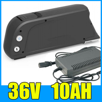36V 10AH Electric bike Lithium ion Battery Pack