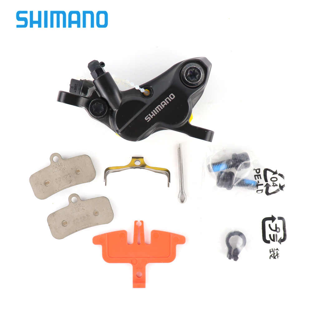 a7ff92016fc Detail Feedback Questions about Shimano BR MT520 Hydraulic Disc Brake  Caliper Post Mount FOR mountain bike Shimano genuine goods bike accessories  on ...