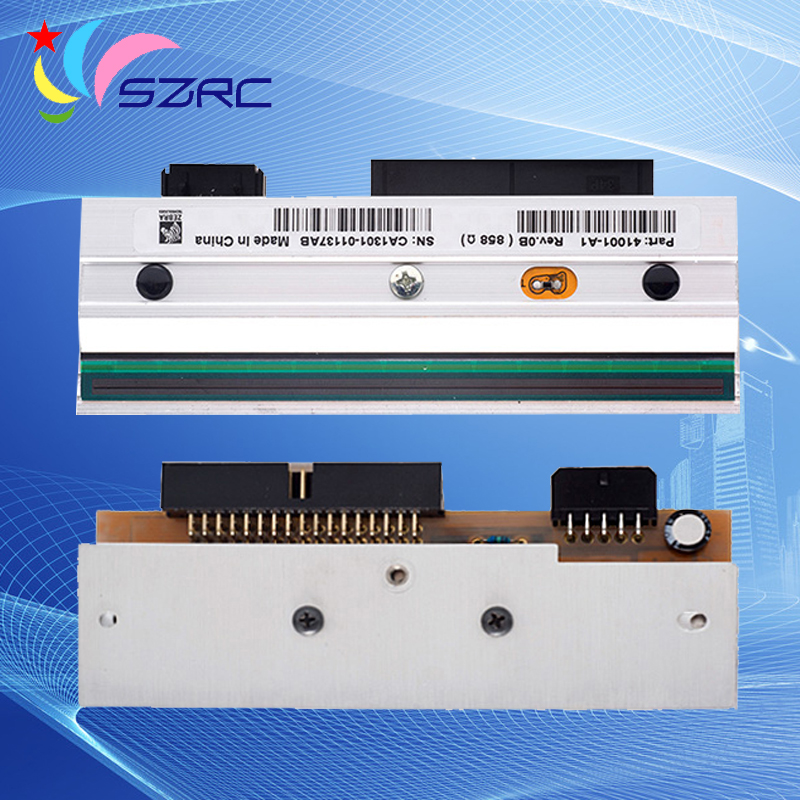 High quality Original New Thermal Print Head Compatible For zebra 105SL 300DPI G32433M Printhead zebra z4m z4m z4000 300 dpi bar code printing head printer print head original kpa 106 12 taf5 zb4
