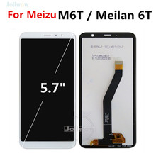 For Meizu 6T LCD Display M6T for Meilan 6T M811Q full lcd display Touch Screen Digitizer Assembly Assembly +Free Tools все цены