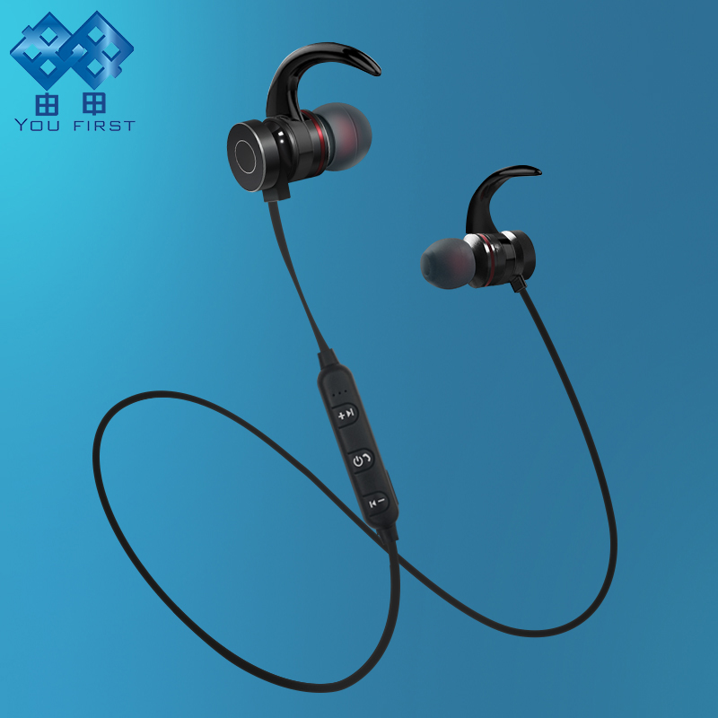 YOU FIRST Wireless Headphones Stereo Headsets With Microphon
