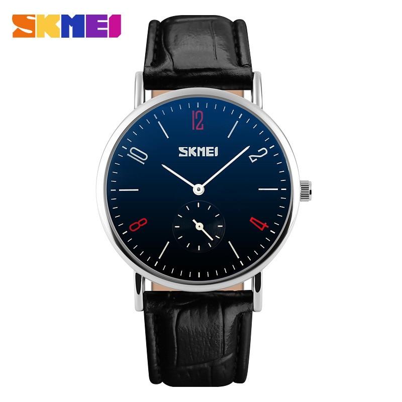 2016 nova pulseira de couro militar relógios masculinos marca de luxo analógico relógio de quartzo relógios esportivos relojes mujer