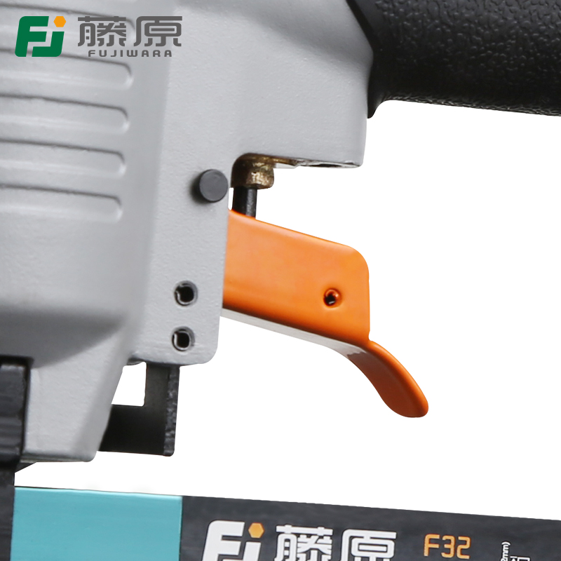 Pistola per unghie pneumatica FUJIWARA 18Ga / 20Ga Pistola per unghie - Utensili elettrici - Fotografia 5
