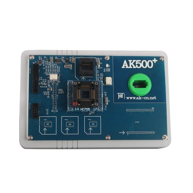 Новый Год Выхода AK500 + Ключевые Программист Для Mercedes Benz С EIS SKC Калькулятор