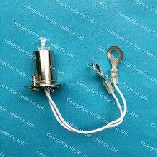 NJK10068 HITACHI 705-0840 12V 20W halogen lamp,P/N705-0840 12V20W spare bulb,biochemistry analyzer 7020 7180 7600,Roche P800