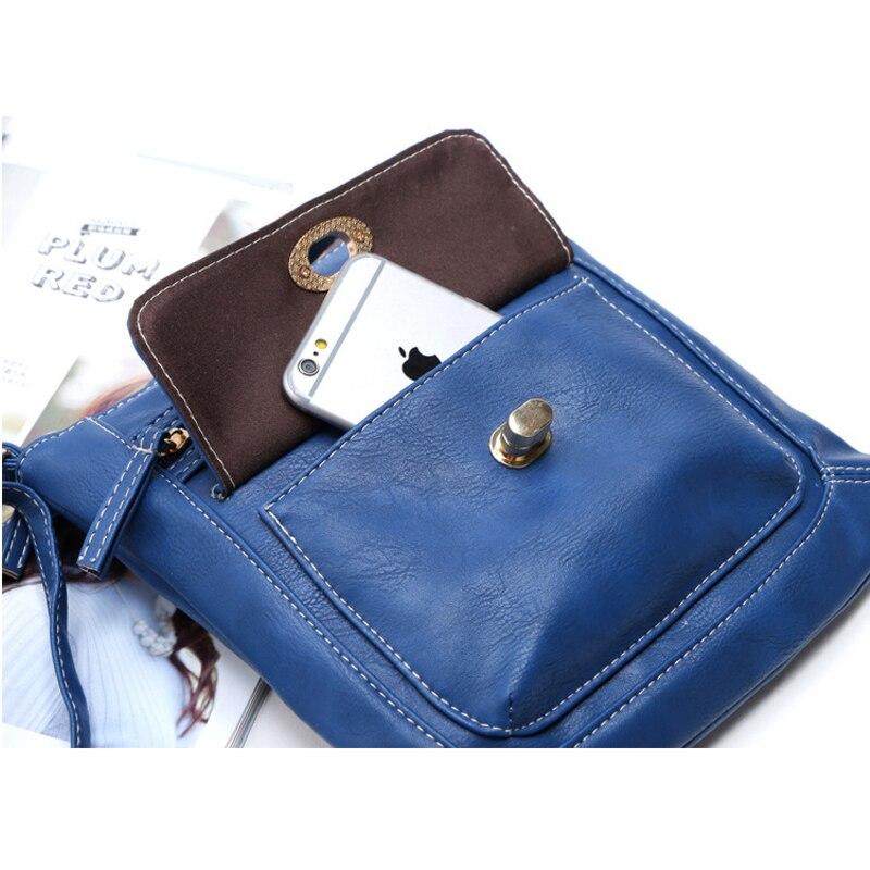 de ombro para mulheres famosa Leather Handbags : Women Messenger Bags