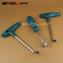 SINOLYN Open Headlight Housing Customs Tool Cold Glue Tool Knife for Removing Cold Melt Glue Sealant