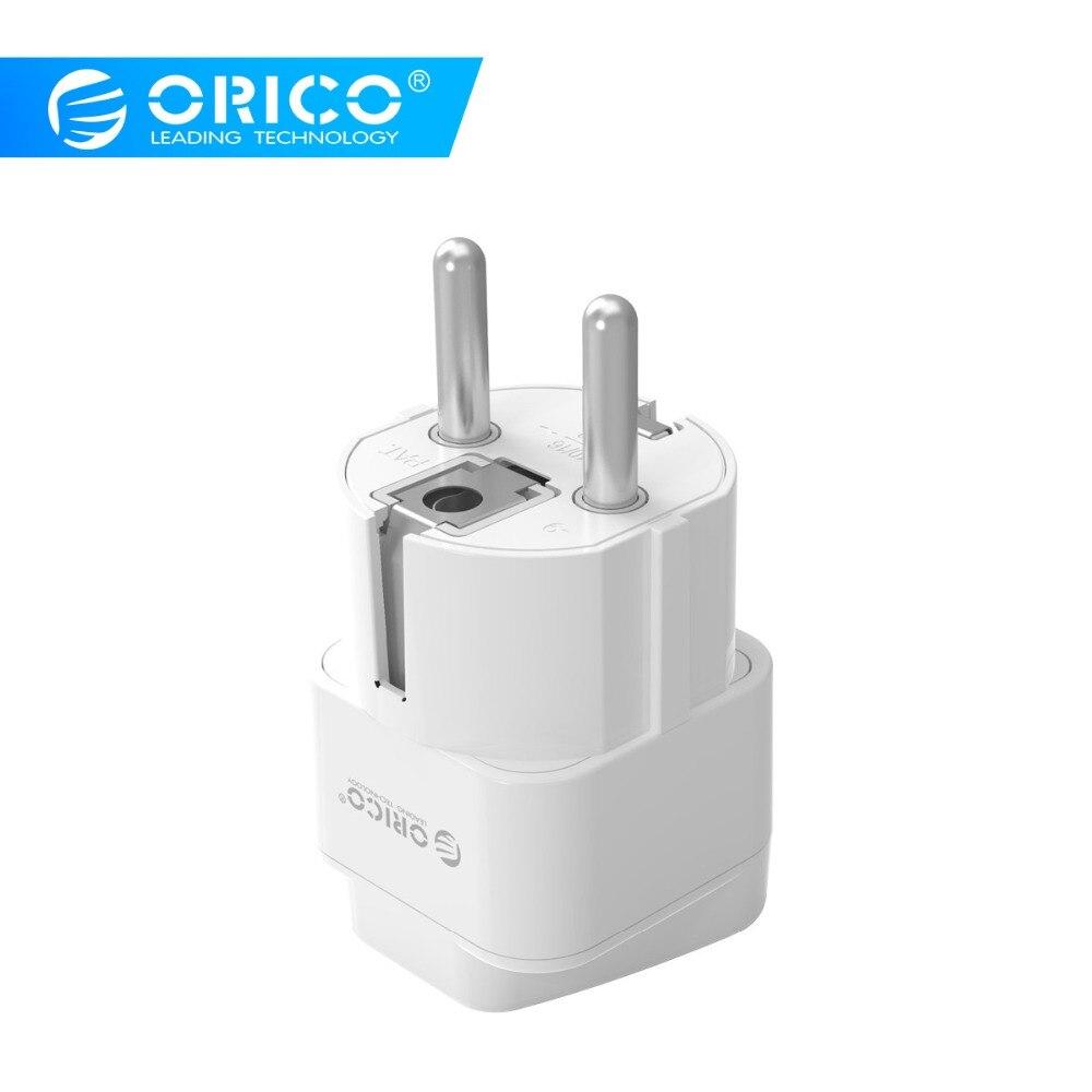 Adaptateur de voyage ORICO prise de courant universelle US/AU/FR/IT prise chargeur de voyage adaptateur convertisseur prise de courant internationale