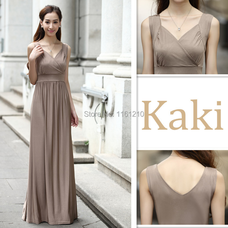 Kaki Long Prom Formal Dresses Party Ball Gowns Bridesmaids Plus sizes available