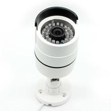 "HD 2MP 1/2.8"" Sony IMX307 Starlight CCTV IP Camera Black light illumination Security Network H.265+"