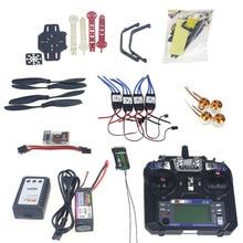 F02471-H Full Set RC Drone Quadrocopter Aircraft Kit F330 MultiCopter Frame QQ Super Flight Control Flysky FS-i6Transmitt