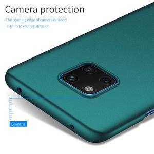 Image 4 - For Huawei P40 Mate 20 Pro Mate 30 Pro Case, Ultra Thin Minimalist Slim Protective Phone Case Back Cover for Huawei Mate 20 Pro