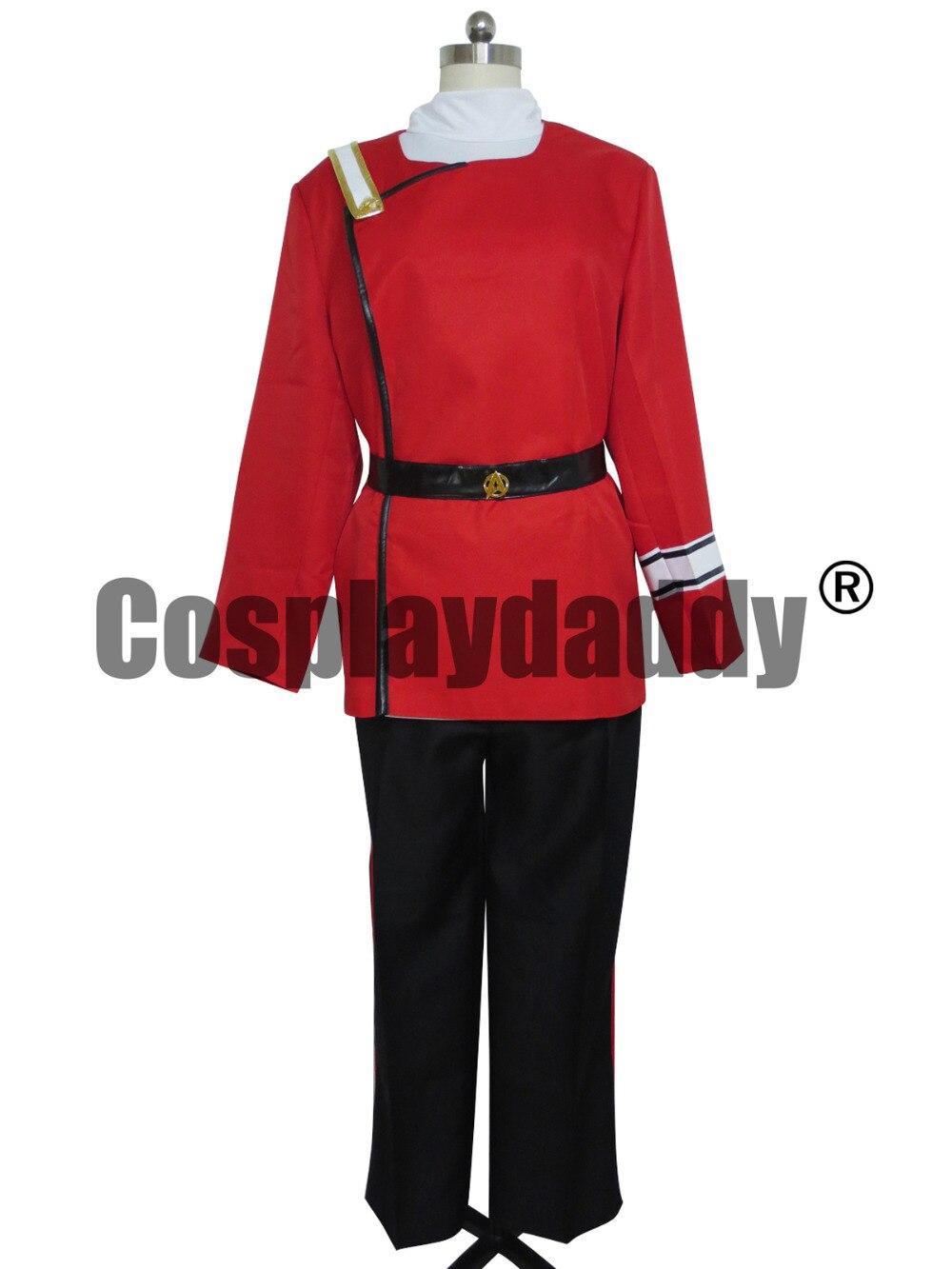Online Buy Wholesale star trek cosplay from China star trek ...