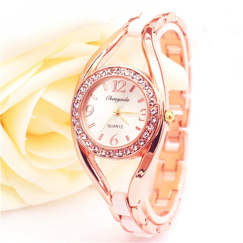 Relogio Feminino Fashion Watch Women Luxury Top Brand Women's Watch Dress Quartz Bracelet Watch Ladie Wrist Watches Montre Femme