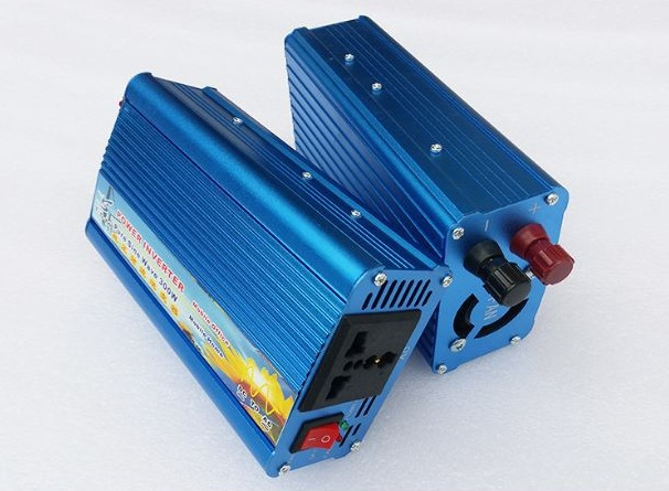 Power 300W Input DC 12V to Output AC 110V Pure Sine Wave Power Inverter