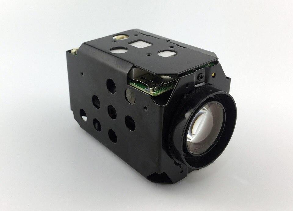 4 7 84 6mm 18X Auto Focus Zoom IP Camera Module 4 0MP H 265 3516D