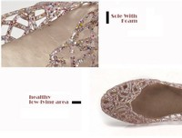 4 цвета сандалии лето воздухопроницаемый кристалл пластик желе вырез лежа пятки обувь женское лежа сандалии