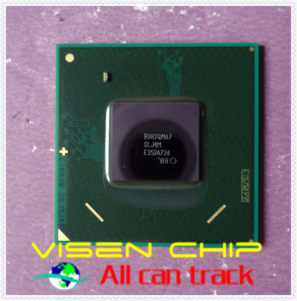BD82QM67 SLJ4M BGA Integrated chipsetBD82QM67 SLJ4M BGA Integrated chipset