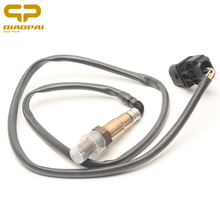1pc Car Exhaust Gas Oxygen Sensor  0258017025 LSU 4.9 For Honda Civic CR-V Toyota RAV4 Corolla 5 Wires O2