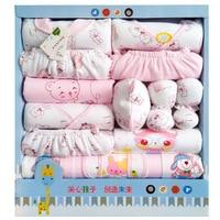 Baby gift box baby autumn and winter underwear newborn warm clothes cotton suit baby supplies gift box
