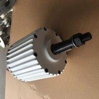 WWS ENERGY постоянного магнита генератора переменного тока 2000 Вт 48 В 96 В 110 В 220 В 240 В подходит для ветра мощность генератор