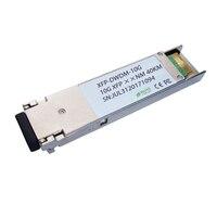 2017 produto quente 10G 1470-1610nm CWDM XFP módulo 40 km 10G sfp transceptor de fibra óptica
