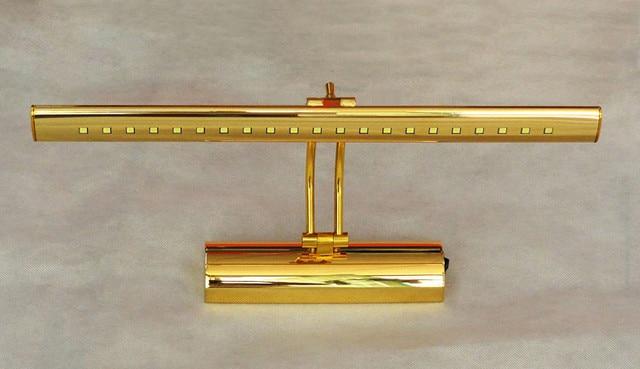 Badkamer Kast Spiegel : Kwaliteit goud spiegel licht led badkamer spiegelkast lamp spiegel