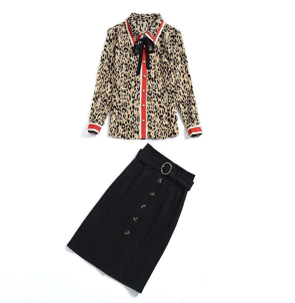 Marque Style D01501 Européenne Partie Luxe Vêtements De Ensembles Femmes 2019 Design Mode Piste YFv4Svn7