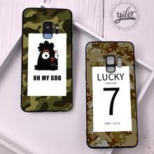 Coque For Case Samsung Galaxy S9 Plus case for S10e S10 S7 edge S8