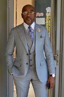 Последние конструкции пальто брюки Для мужчин костюмы Свадебные Бизнес best Для мужчин жениха Блейзер формальный смокинги Повседневные комп