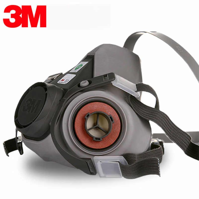 respiratore 3m serie 6000