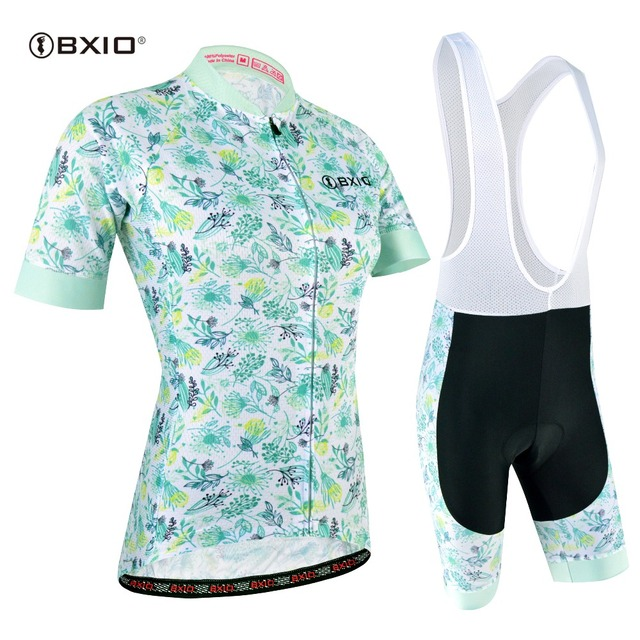 BXIO Summer Women MTB Bike Cycling Clothing Breathable Mountian Bicycle  Clothes Ropa Ciclismo Quick-Dry 5c9bf4e52