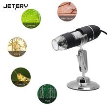 Endoscope Hand Held Monitoring Ear Cleaning Tool 8LED Black Durable Digital Microscope Practical Mobile Phones