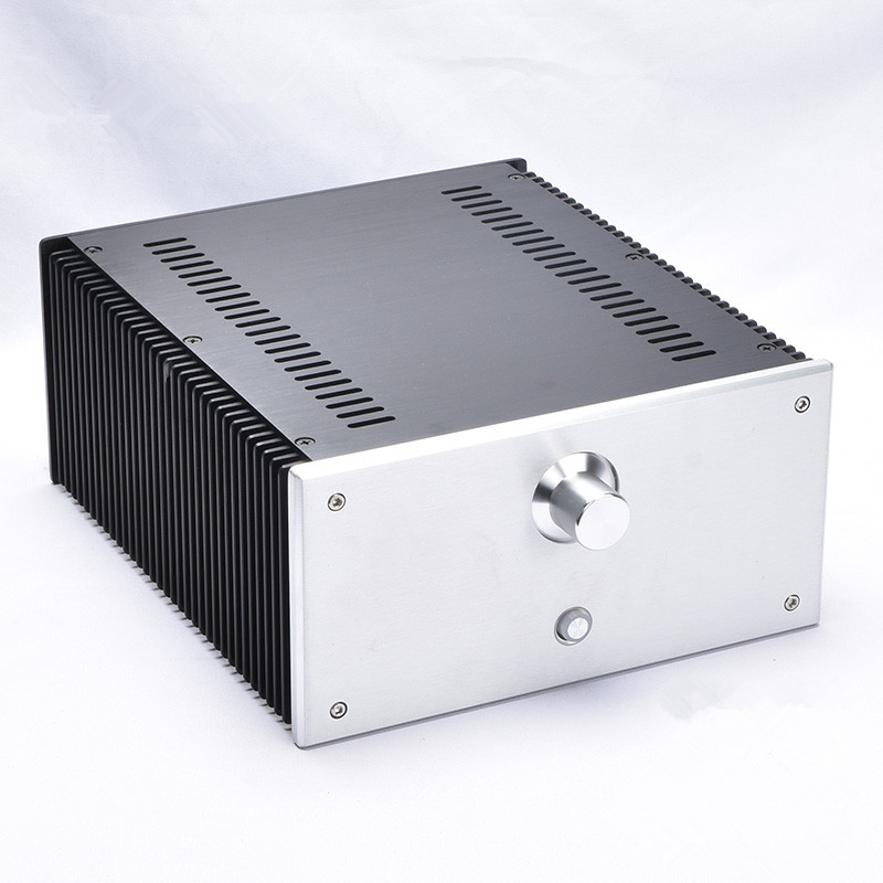 NEW High-grade Aluminum Preamplifier DIY enclosure amplifier chassis AMP BOX