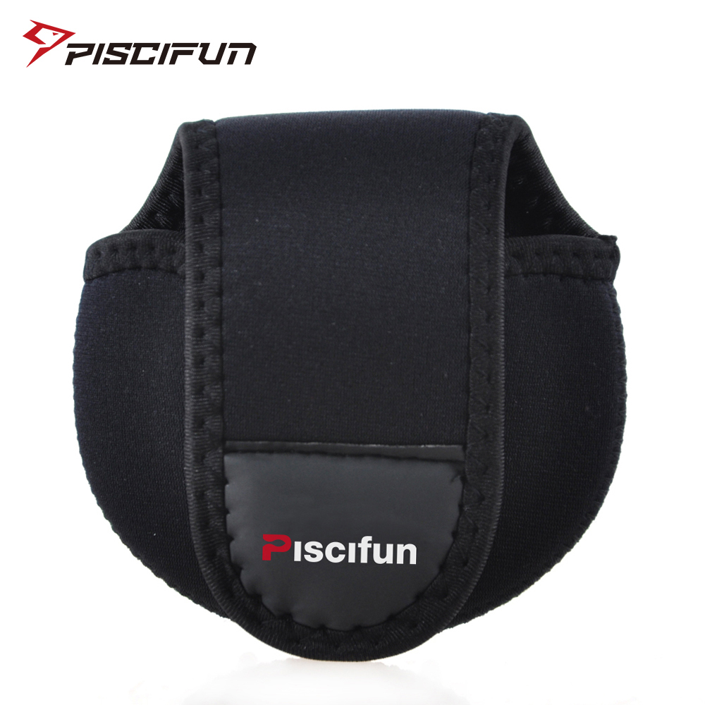 Piscifun Fishing Reel Bag Protective Case Portable Lightweight Baitcasting Reel Cover Pouch Storage Bag