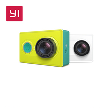 YI Motion Digital camera 1080P 16.0MP Constructed-in WiFi 3D Noise Discount Mini Sports activities  Digital camera 155 Diploma Extremely-wide Angle Lens
