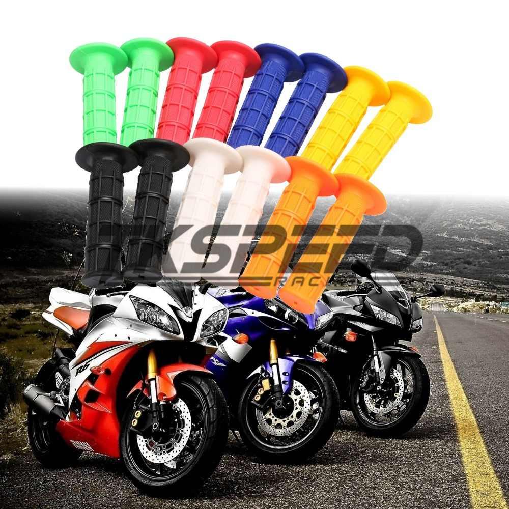 7 色ゲルゴム用 CRF YZF WRF KXF KLX KTM RMZ ピットダートバイクモトクロスオートバイエンデューロ MX オフロード