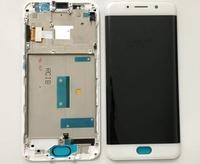 100% тестирование высокое качество 5,46 дюймов белый/черный для BBK Vivo XPlay 6 ЖК дисплей дисплей + Сенсорный экран планшета Ассамблеи