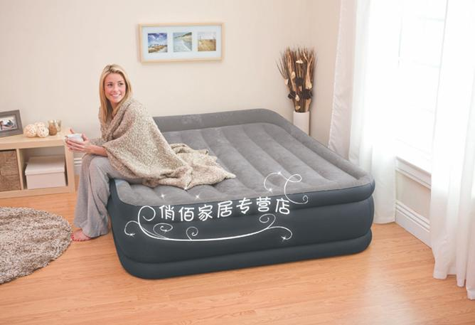 Double Air Mattress Airbed Aerobed