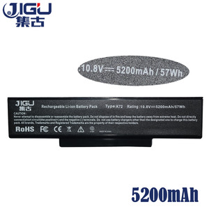 Image 5 - JIGU 6 תאי מחשב נייד סוללה A32 K72 A32 N71 עבור Asus K73E K73J K73JK K73S K73SV N71 N71J N71JA N71JQ N71JV N71V n71VG N71VN N73