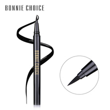 BONNIE CHOICE жидкая подводка для глаз карандаш долговечный водостойкий черный подводка для глаз ручка для макияжа косметический инструмент 1 шт.