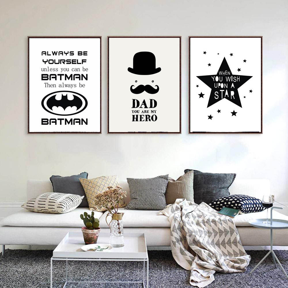 Nordi Black White Inspirational Quotes Creative Heroes